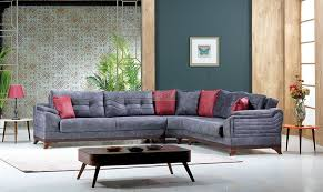 zenit corner 3 piece living room