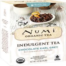 indulgent tea chocolate earl grey