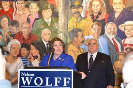Bexar Co. Judge Nelson Wolff Campaign Kick-Off Draws Pack Of SA ...