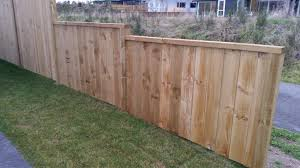 Timber Fences Paling Timber Fences Strongfencing Co Nz