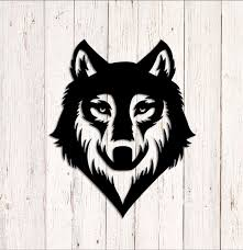 Wolf Decal Laptop Sticker Car Truck Bumper Yeti Window Door Cup Sign Logo Vinyl Decal Wish