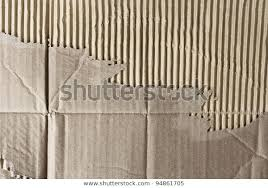 Brown Corrugated Cardboard Paper Background Stock Image Download Now