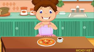 Bé học Tiếng Anh - Đồ dùng trong bữa ăn - YouTube