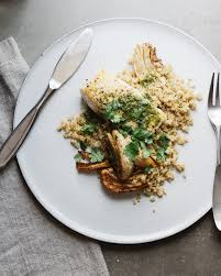 Pan Seared Halibut with Quinoa and ...