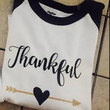 Digital File Thankful Thanksgiving Heart And Arrow Bohemian Turkey Holiday Shirt Design Decal Design Svg Png Dxf Eps File Burnt Studios