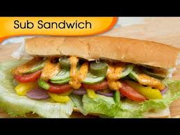 sub sandwich with chipotle sauce easy