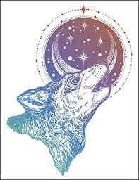 Wolf Howling At The Moon Car Van Window House Laptop Decal Sticker Many Colrs Archives Statelegals Staradvertiser Com