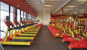 retro fitness 18 000 square foot gym