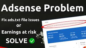 fix some ads txt file issues of adsense