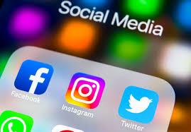 Social Media Infographic: Platform Statistics - Lúgh Studio