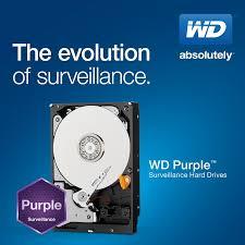 WD Purple 4TB HDD - MEGATEH.eu online shop EU