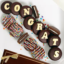 congrats oreo cookies by