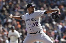 MLB roundup: German Marquez fires one-hitter to help Rockies snap ...