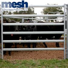 Cattle Fencing Panels Metal Fence China Factory China 1m 2 9m Sheep Fence Green Coated Cattle Fence