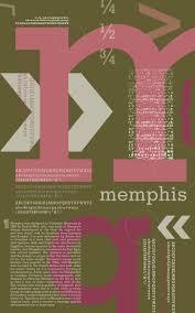 Memphis specimen sheet - Ada Thomas | Memphis, Memphis design ...