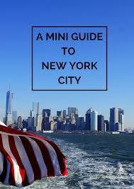 a first timers 4 day nyc itinerary