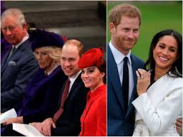 Prince William, Kate Middleton replacing Prince Harry, Meghan in 'Fab Four'  - Insider