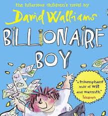 Billionaire Boy by David Walliams - workbook (differentiated) | Teaching  Resources