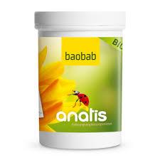 anatis bio baobab powder 270g