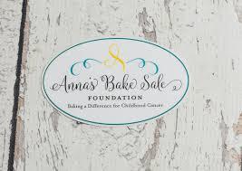 Car Decal Oval Annas Bake Sale Foundation