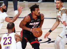 NBA Finals: Jimmy Butler triple-double leads Heat past Lakers