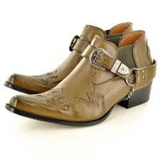 guciani men s western boots designer