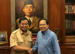 Prabowo dan Rizal Ramli Sepakat Wujudkan Indonesia Lebih Baik ...