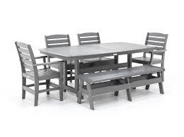 napa 6 pc patio dining set steinhafels