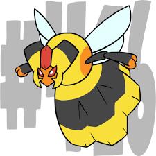 Blaziken vs Vespiquen - Pokemon Go