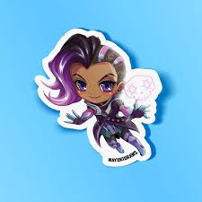 Sombra Vinyl Sticker Nayukidraws