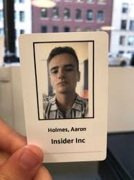 """Aaron Holmes on Twitter: """"Today was my first day at @businessinsider, where  I'm starting as an editorial fellow covering tech - send me tips!!  aholmes@businessinsider.com… https://t.co/DJzVXZj2DK"""""""