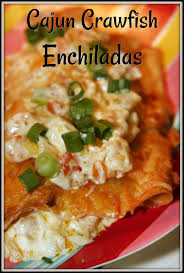 Cajun Crawfish Enchiladas - For the ...
