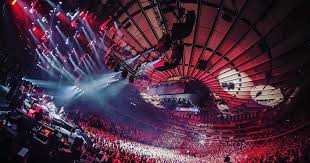 phish comes up big at madison square garden