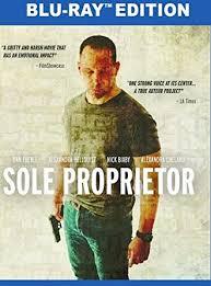 Amazon.com: Sole Proprietor [Blu-ray]: Dan Eberle, Alexandra ...