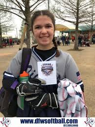 All State Profile Meet Abigail Howell She plays pitcher and corners for the  Dallas Tigers 14u Smith Favorit A… | Jennie finch, Athlete, Texas a&m  university