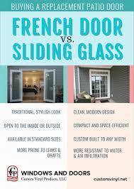 french door vs slider how to pick