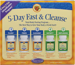 optimum health nutrition detox and cleanse