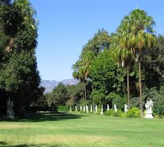 art collections and botanical gardens