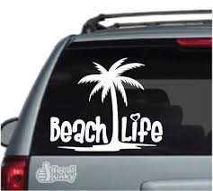Tropical Hawaiian Car Decals Stickers Decal Junky
