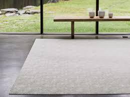 mosaic area rug floor mat in grey