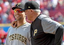 Adam Frazier finding his footing at second base for Pirates ...