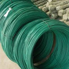 china yaqi pvc coated garden wire for