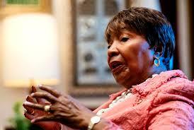 Eddie Bernice Johnson has no regrets voting for the crime bill ...