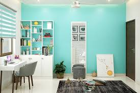 best blue wall paint colours for home