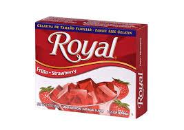 royal gelatin strawberry 2 8 oz