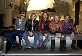 Collective Soul - Shane Evans, Ross Childress, Dean Roland, Ed... News  Photo - Getty Images