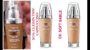 true match lumi foundation makeupalley