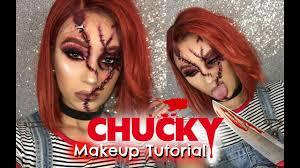 chucky makeup for saubhaya makeup