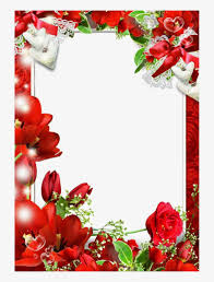 love frame png free png mart
