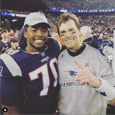 Adam Butler gives Tom Brady thanks in emotional Instagram message | RSN